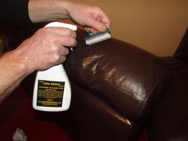 Top Class Leather Cleaning and Restoration