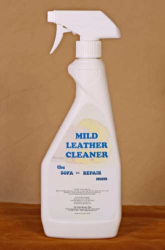 500ml mild leather cleaner
